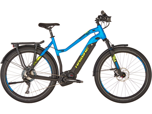 HAIBIKE SDURO Trekking 9.0 Elcykel Trekking Dam blå/svart